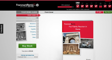 Travel Marketing-Is Frommer's Remix the Way to Go for Travel Guides?