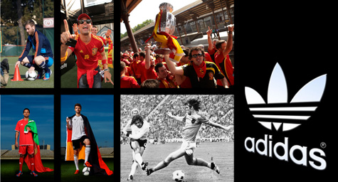 Tumblr Launched First Major Paid Advertising Campaign for Adidas