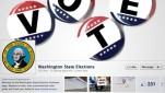 Voter Registration on Facebook