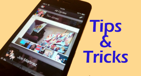 Tips & Tricks to Help Improve Your Google+ Experience | Social Media
