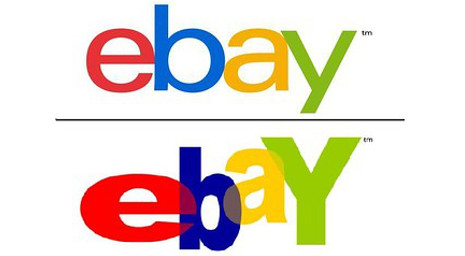 eBay, Tech Old-Timer at 17, Unveils Revamped Logo | Branding