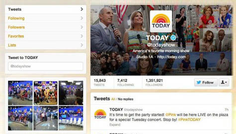 Twitter Announces New Profile Pages, iPad App: Social Media