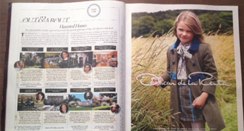 Luxury Brands Double Up with Town & Country Print Advertising