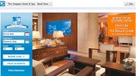 Facebook-based booking engine seagate hotel and spa
