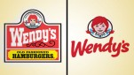 wendys gets new logo