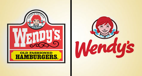 Wendy's Logo Gets First Update Since 1983