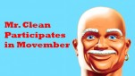 Gillette Movember