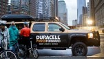 P&G/Duracell fulfilling a real consumer need in the wake of Hurricane Sandy.