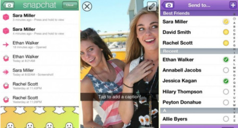Facebook Reportedly Will Launch a Snapchat-Like App Before End of 2012
