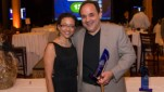 "MDG Advertising's Michael Del Gigante Donates Helping ""Hand"" to Achievement Centers for Children & Families"