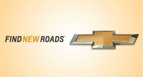 "New Chevrolet Slogan Shifts to ""Find New Roads"""