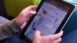 The growing popularity of tablets is helping drive an increase in mobile device shopping. Jared Kohler/CNET
