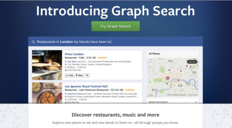 "What's a ""Like"" Worth? Ask Facebook's Graph Search"