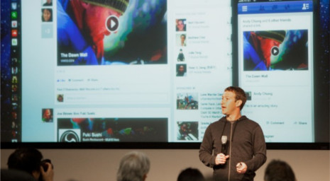 "With News Feed Overhaul, Facebook Delivers Your ""Personalized Newspaper"""