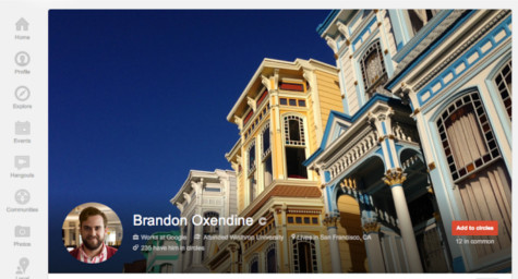 "Google+ Launches Updated Profile Pages with Larger Cover Photos, Revamped Local Reviews, and ""About"" Tabs"