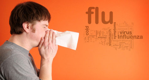 healthcare researchers use Twitter to track the flu