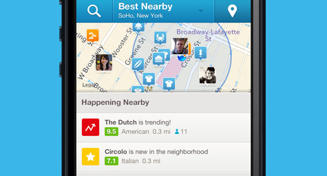 Foursquare Maps Out the Future of Location Technology