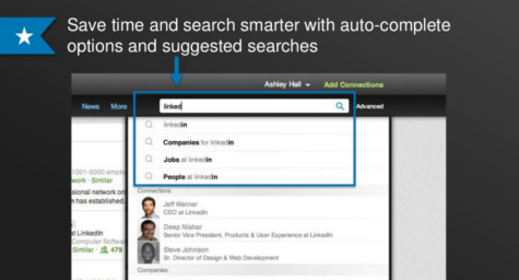 LinkedIn Search Gets Simply Smarter