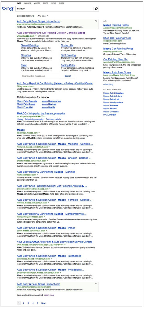 Research Shows More Than Half of Bing Users Click on Top Search Result