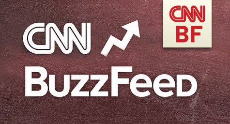 Media is a Buzz: CNN and BuzzFeed Unite for New YouTube Channel