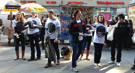 Mondelēz Unleashes 500 A Capella Singers to Promote Oreos in New York City