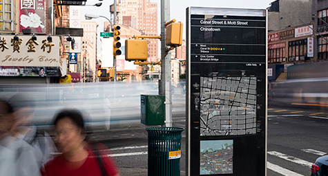a New System of Wayfinding
