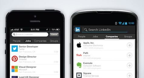 LinkedIn Rolls Out Major Upgrade with Expanded Mobile Search on iPhone and Android