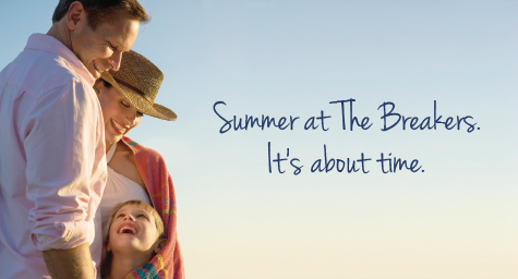 """MDG Creates a """"Timely"""" and Touching Summer Ad Campaign for The Breakers Palm Beach"""