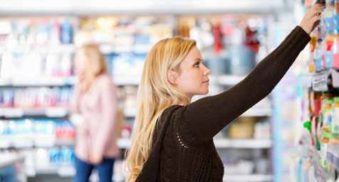 New Smart Shelves with Sensors and Analytics Decode the Impulse Buy