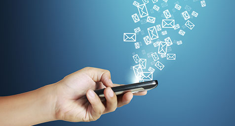 Are Multimedia Text Messages the Future of Mobile Marketing?