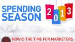 shopping season-2013 Infographic