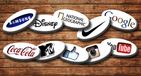 The 10 Top Brands on Social Media in 2013 [Infographic]