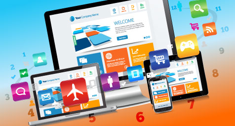 Top 12 Web Design Trends to Look for in 2014