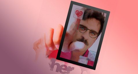 'Her' Hints at Tomorrow's Technology and UI Design Direction