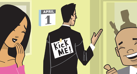 Advertisers Have Good Fun and Great Success with April Fools' Day Pranks