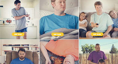 Fruit of the Loom's GIFs Make Great Gifts for Father's Day