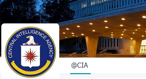 The CIA Joins Twitter