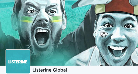 Listerine Making News with Refreshing Social Media Strategy for World Cup Sponsorship