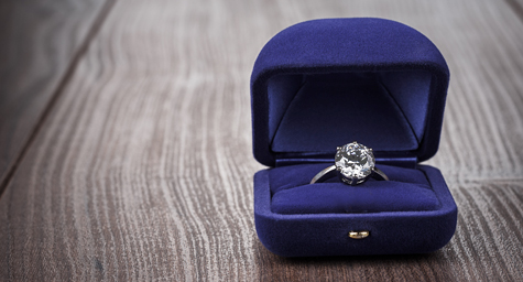 Why an Engagement Ring is Only a Gem Because of Brilliant Marketing
