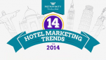 Hotel Marketing Trends For 2014 [Infographic]