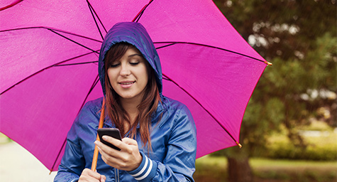 weather targeting for marketers