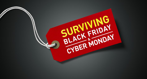 E-Commerce Survival Guide for Black Friday and Cyber Monday