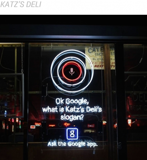 Google Asks for Attention in NYC with New Ad Campaign