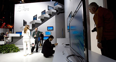 4 ways to go interactive at a trade show