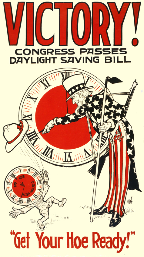 Make Daylight Saving Time Spring to Mind with These Timeless Print Ads