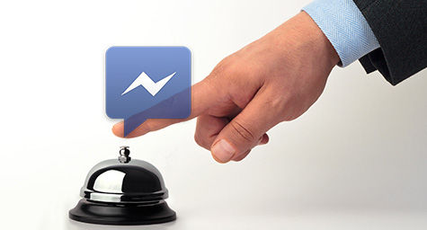Facebook Messenger and the Hotel Booking Process