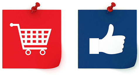 Facebook Registers Highest Social Logins on Retail Sites
