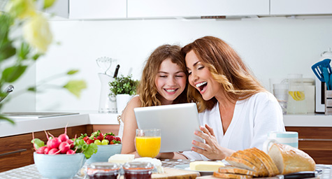 Moms and thier Love of Watching Online Video