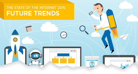 The State of the Internet 2015: Future Trends [Infographic]