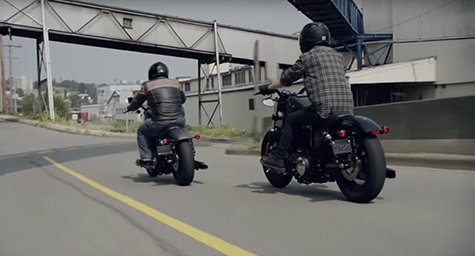 Harley-Davidson Sped Out Cycle of Periscope Media to Air 2016 Models